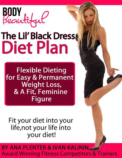 Black dress  diet cv