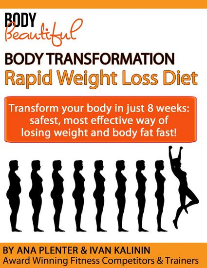 Transformation diet cv