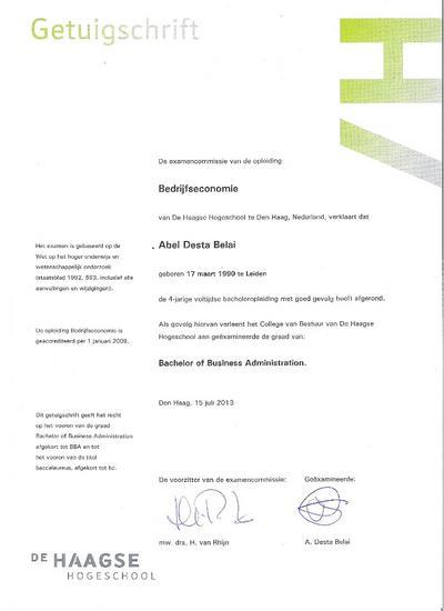 Diploma 001 cv