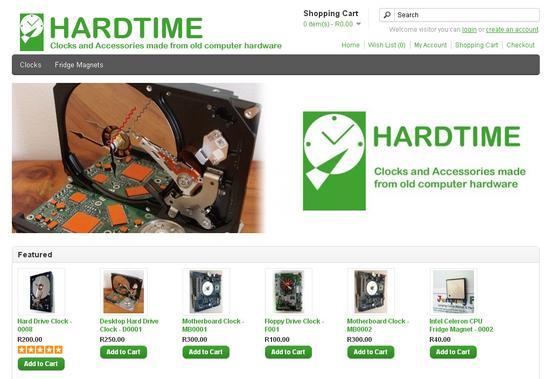 Hardtime cv