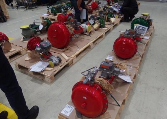 002 mariner   control valves   for inspection cv