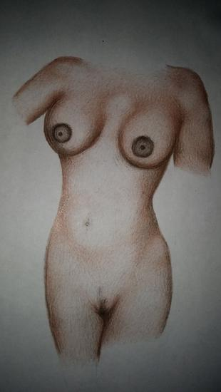 Female nudity cv