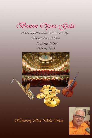 Boston opera gala cv