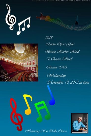 Boston opera gala asymmetrical cv