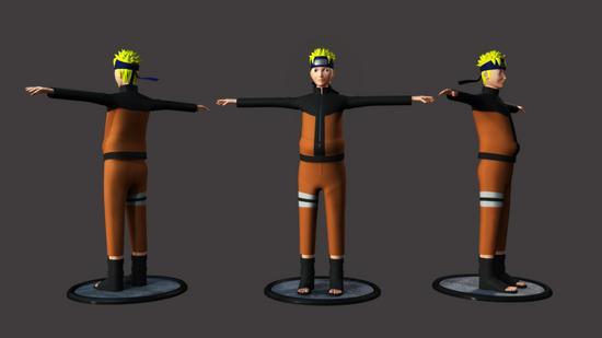 Naruto cv