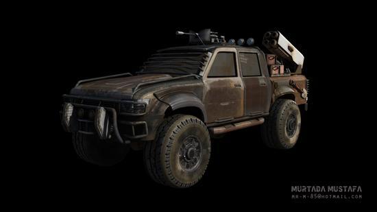 Armor car6 cv
