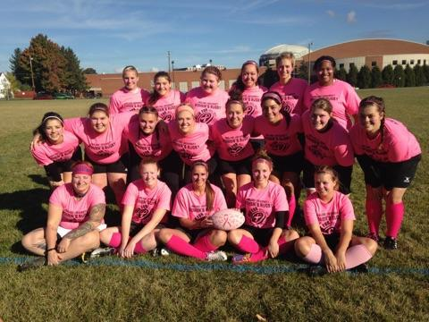 Rugby team cv