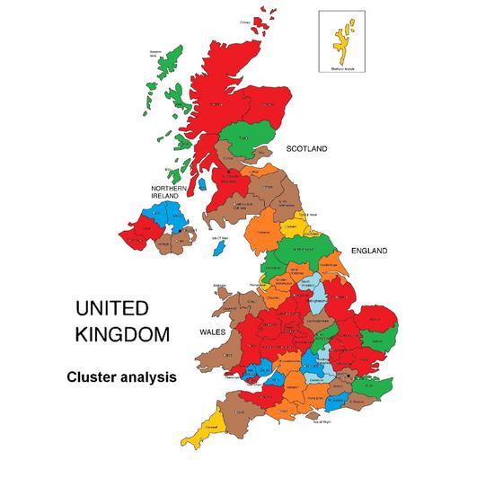 Cluster uk cv