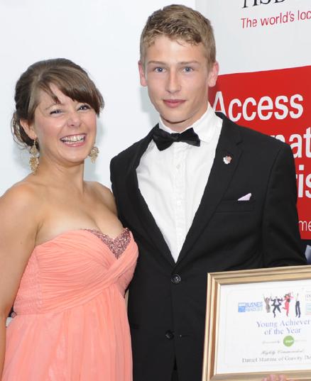 Awards 2013 cv