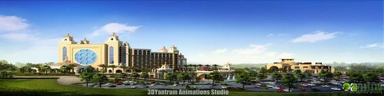 3d yantram animatio studio cv