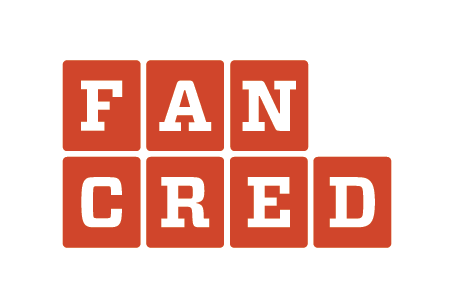 Fancred logo red on white cv