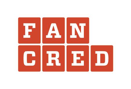 Fancred logo red on white cv