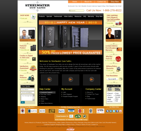 Wesite sample  10  cv