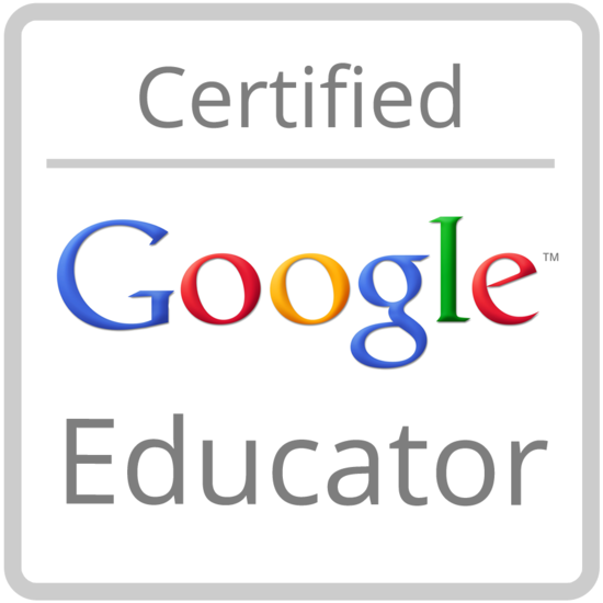 Googleeductorcertification cv