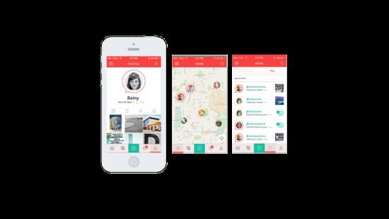 Dc mapian mobile iphone portfolio cv