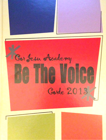 Be the voice cv