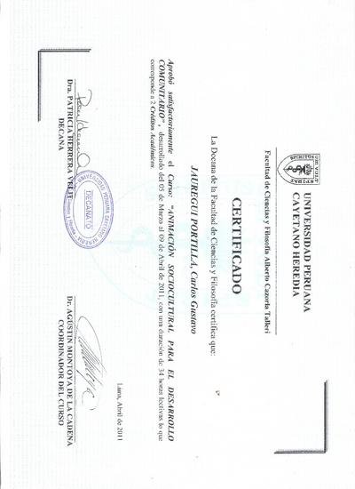 Cayetano heredia cv