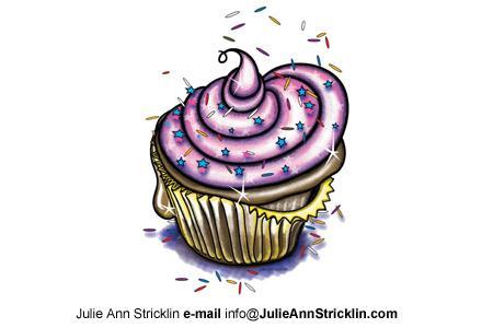 Cup cake cv
