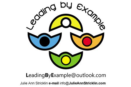 Logo design lbe julie ann stricklin cv