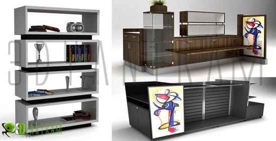 3d furnisher design modeling cv