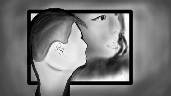 Mirror image cv
