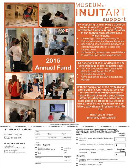 2015 annual fund form updated cv