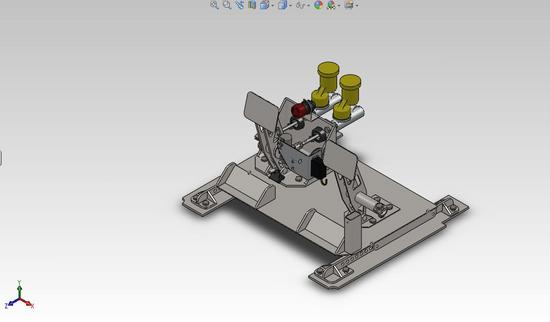 Pedal box cv