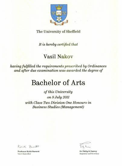 Diplom cv