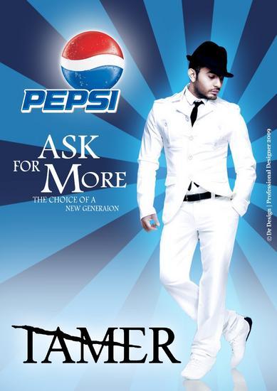Pepsi official poster 1 cv