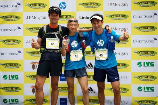 Yamathon winners cv