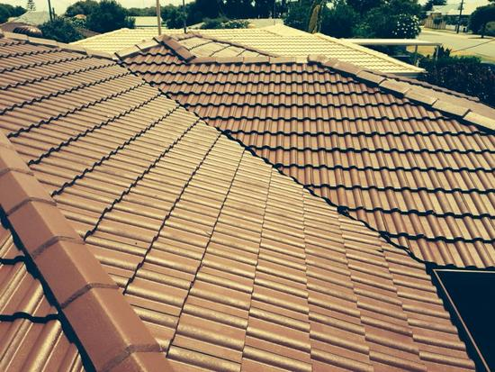 Roof after cv
