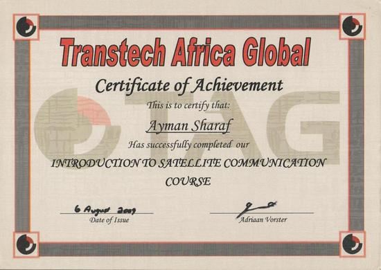Tag introducation to satellite communication 001 cv