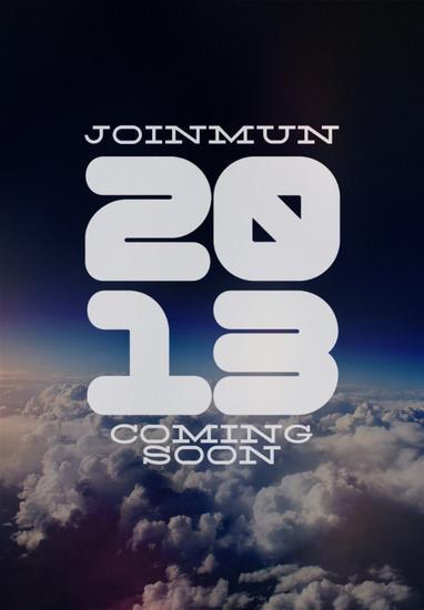 Joinmun homepage 2013 cv