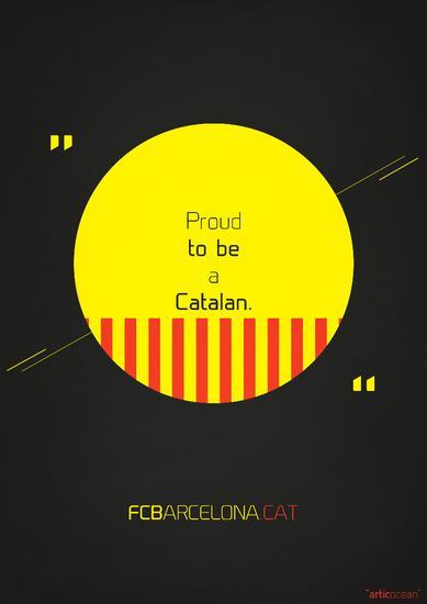 Proud to be catalan cv