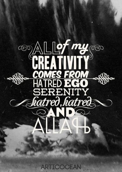 Creativity manifest portfolio cv