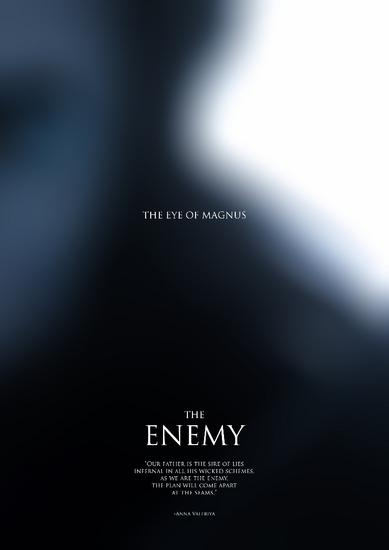 Enemy cv
