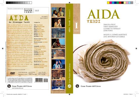 Aida 1 2 1 cv