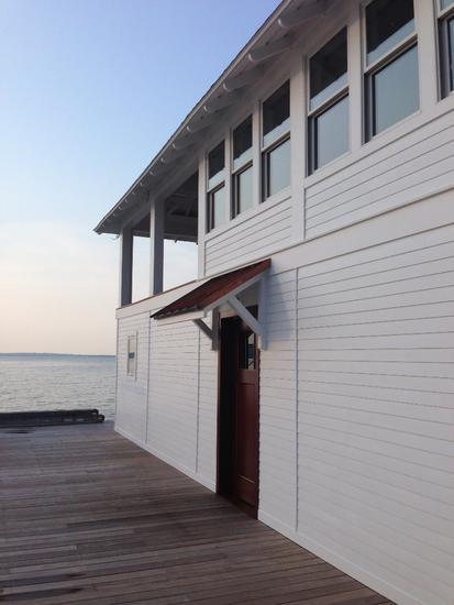 Boathouse cv