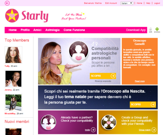 Starly home cv