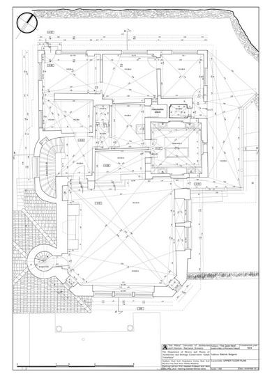 The quiet nest palace  upper floor plan cv