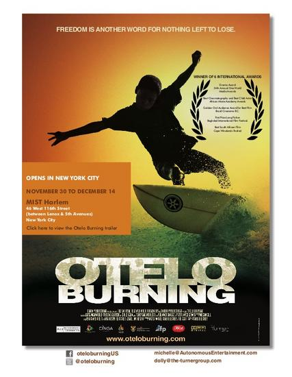 Otelo burning empress cv