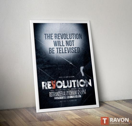 Revolution frame cv