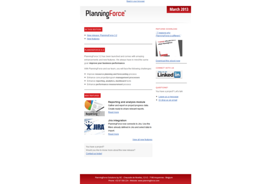 Planningforce newsletter   march issue   2014 12 11 14.01.49 cv