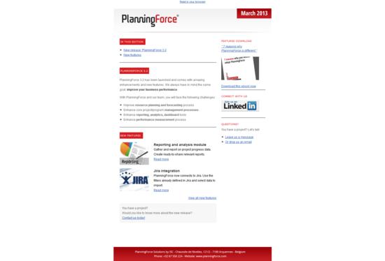 Planningforce newsletter   march issue   2014 12 11 14.01.49 cv