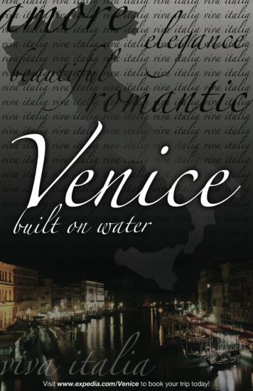 Venice poster 11x17 png port cv