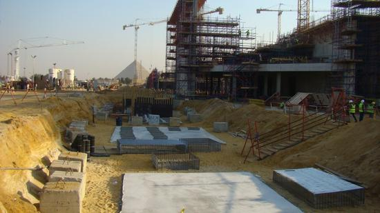 52cbce61b0780 hill international grand egyptian museum construction pyramid 1200 cv