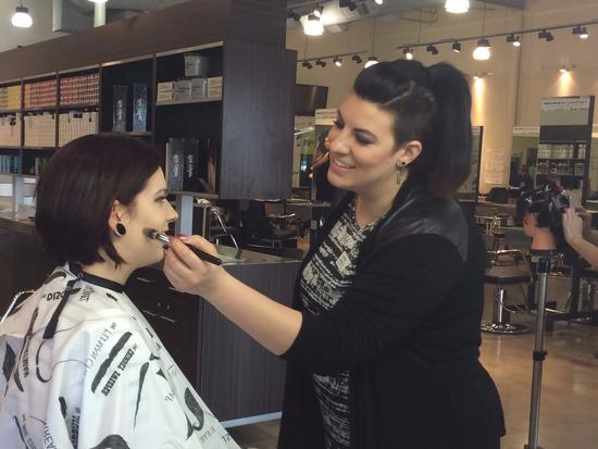 Makeup cv