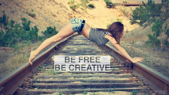 Be free cv
