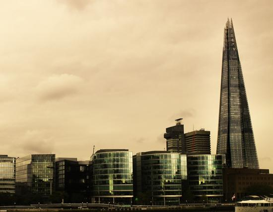 The shard cropped cv