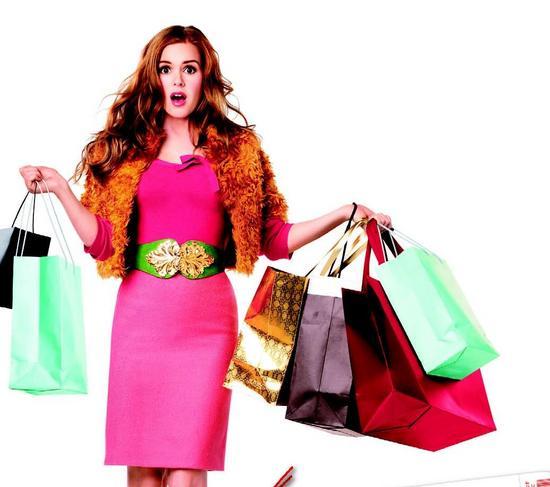 Sale shopping cv